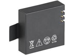 Batterie supplémentaire 1050 mAh pour caméra sport UHD DV-3817