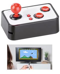 Console de jeu rétro 8 bits avec 200 jeux et prise TV MGT Mobile Games Technology