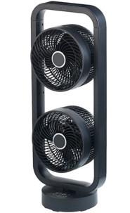 Ventilateur Carlo Milano avec double rotor.