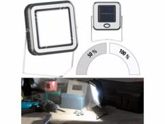 Lampe de travail solaire à LED COB 3W/ 150lm AL-315