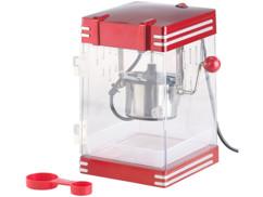 Machine à pop-corn au style rétro 230W.
