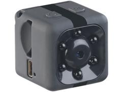 Micro caméra et webcam, détecteur de mouvement et vision nocturne : DV-709.cube