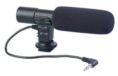 Microphone externe pour caméras et caméscopes