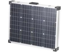 Panneau solaire mobile 110W avec cellules monocristallines