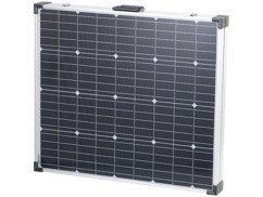 Panneau solaire mobile 160W avec cellules monocristallines