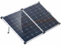 Panneau solaire pliable 160W avec cellules monocristallines