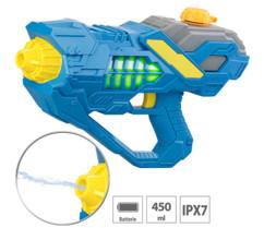 Pistolet à eau électrique avec LED par Speeron.