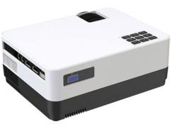 Projecteur LCD / LED 2.000lm avec lecteur multimédia HD LB-9100.wifi