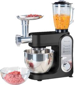 Robot de cuisine tout-en-un 1000 W avec hachoir et mixeur
