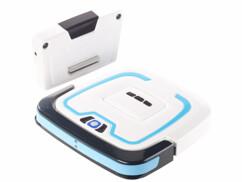 Robot nettoyeur eau et poussière à navigation intelligente PCR-5300