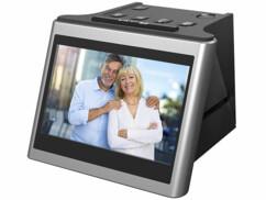 Scanner autonome 14Mpx pour diapositives, Super 8 et négatifs SD-1200 V2