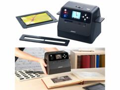 Scanner de diapositives et de photos SD 1600 avec ses accessoires
