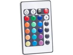 Télécommande avec récepteur pour bande à LED, petit modèle