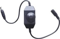Variateur manuel pour bandes LED étanches Lunartec