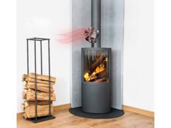 Ventilateur-répartiteur pour poêle oscillant