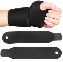 bandage orthese souple en neoprène pour poignet  pour sport gym musculation
