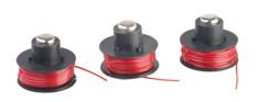 3 bobines de fil pour coupe-bordure AW-20.rt, 6,5 m