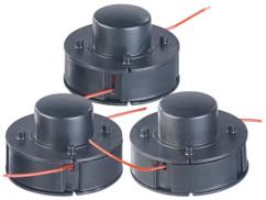 3 bobines de fil pour coupe-bordure AW-40.rt, 3,5 m