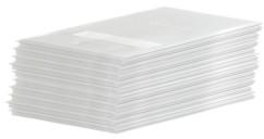 100 sachets de conservation pour appareil de mise sous vide, 15 x 20 cm