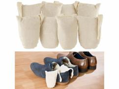 8 sachets déodorants en coton et bois de cèdre