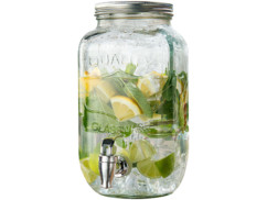 Carafe distributeur en verre 3,5 L - Quality