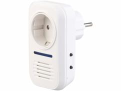 Carillon secteur sans fil pour bouton de sonnette cinétique KFS-150.FK