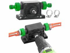 Embout-pompe pour perceuse 1200L/h