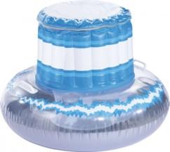 Glacière flottante pour piscine