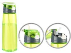 Gourde 700 ml à ouverture rapide - Vert