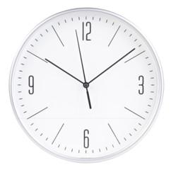 Horloge murale Ø 25 cm à grands chiffres