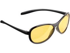 lunettes verres jaunes et polarisées pour conduite de nuit