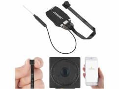 Mini caméra furtive Full HD connectée