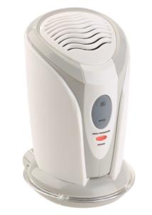 mini purificateur d'air avec ioniseur à piles pour voiture placard frigo petites pieces