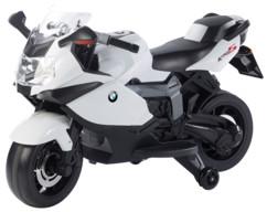 moto electrique avec roulettes pour enfant imitation BMW k1300s avec marche arriere