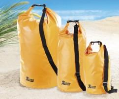 Pack de 3 sacs fourre-tout étanches - Orange