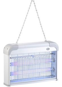 "Piège à insectes à UV ""IV-526"" avec 2 tubes UV remplaçables, 2000 V, 20 W"