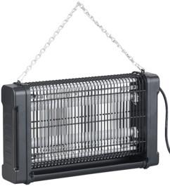 "Piège à insectes à UV ""IV-529"" avec 2 tubes UV remplaçables, 4000 V, 20 W"