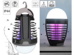 Piège à insectes UV et lanterne de camping rechargeable IV-180