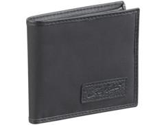 portefeuille homme en simili cuir artificiel avec protection rfid anti piratage carte bancaire visa mastercard