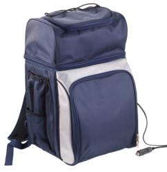 sac a dos isotherme avec mode glaciere electrique intégrée pour picnic et camping