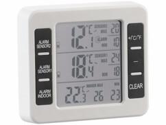 Thermomètre numérique pour réfrigérateur et congélateur.