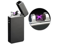 Briquet USB électronique à arcs éclectriques de la marque Pearl.