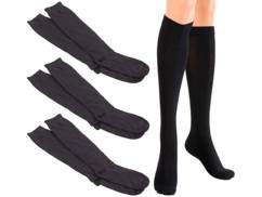 Chaussettes de contention taille M (39 - 43) - 3 paires