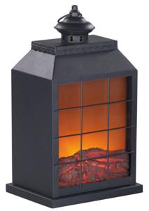 fausse cheminée décorative led fausses braises alimentation usb et piles carlo milano