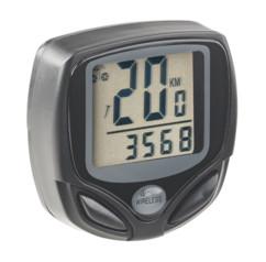 Compteur vélo numérique 15 en 1 à écran LCD - Capteur sans fil