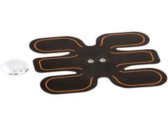 electrostimulateur pour musculation des abdominaux et détente pearl sports em-260