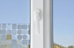Film auto-adhésif décoratif pour vitre et fenêtre - ''Nacre''