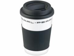 "Gobelet ""Coffee to go"" à double-paroi avec couvercle - 350 ml"