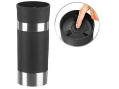 Gobelet isotherme 360ml à fermeture Quick Press et revêtement en silicone