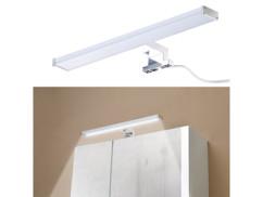 Lampe pour miroir 504 lm / 8 W à LED - Montage sur armoire
